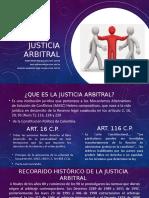 JUSTICIA ARBITRAL colombia