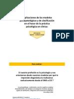 Modelos en psicología