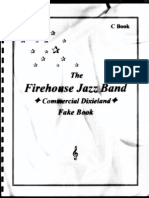 Dixieland-The Firehouse Jazz Band-Dixieland Fake Book