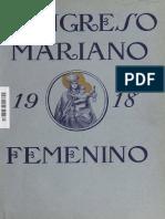 congreso mariano femenino el buen pastor