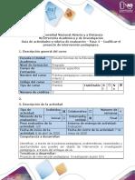 Guía de actividades y rúbrica de evaluación - Paso 4 - Cualificar el proyecto de intervención pedagógica (1).docx