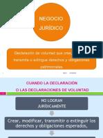 2CV. INEFICACIA DEL NEGOCIO JURÍDICO..pptx