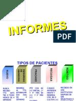 Presentación INFORMES