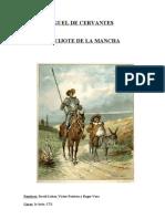 Actividades de Cervantes 2,3 y 4.