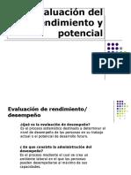 Evaluacion del Rendimiento VDB