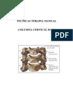 10.- Cervical Baja