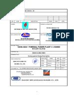 Dosing System Design Description