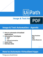 Lesson 9 - Image & Text Based Automation