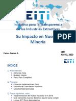 EITI y Minería Peru - IIMP020420