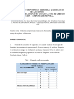 GUÍA 3. DESARROLLO DE COMPETENCIAS DIRECTIVAS Y MODELOS DE ALTA GERENCIA - COMPONENTE INDIVIUAL