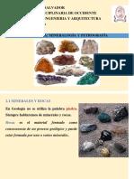 Unidad II_ Geonosia_Mineralogía y Petrografía 0