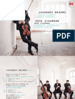 Digital Booklet - Violin Concerto