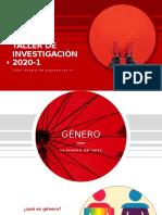 INVESTIGACIÓN 2020-1(género y ética).pptx
