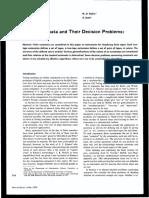 1959 - Rabin, Scott - Finite automata and their decision problems.pdf