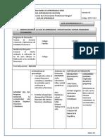 GFPI-F-019 Guia 1 Tecnico Asesoria Comercial Estructura del Sistema Financiero Colombiano