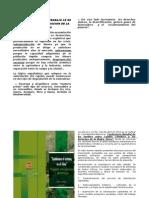 Propuesta Anti-capitalista y Agroecologia ( Diptico )