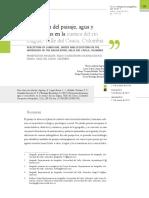 percepción del paisaje, agua y ecosistema. Aguirre, Lopéz, Bolaños, Gonzales y Buitrago.pdf