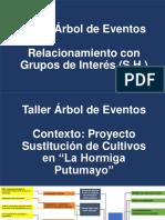 taller arbol de eventos
