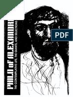 (The classics of western spirituality) Alexandrinus Philo_ Winston, David - Philo of Alexandria the contemplative life, the giants, and selections-Paulist Press (1981).pdf