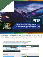 activacion mac1