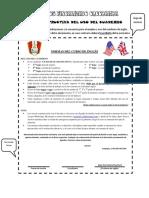 normativa del cuaderno de ingles primaria