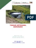 Tanque Artesanal Zamorano[1]. Mat Apoyo-1