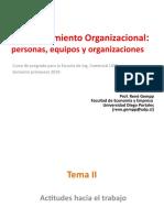 CO 2-2019 Tema 2 Actitudes Hacia El Trabajo