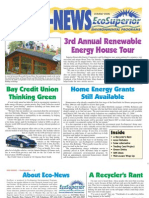 Fall 2006 Eco Newsletter, EcoSuperior