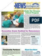 Fall 2007 Eco Newsletter, EcoSuperior