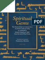 Spiritual Gems - Mystical Commentary ascribed to Jafar al-Sadiq by Farhana Mayer.pdf