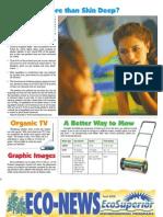 Spring 2008 Eco Newsletter, EcoSuperior