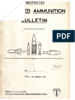 Captured Ammunition Bulletin No 5