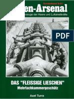 Waffen Arsenal S57 - Das Fleissige Lieschen Mehrfachkammergeschuetz+
