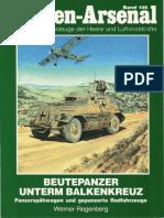 Band 146 - Beutepanzer unterm Balkenkreuz+