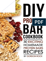 DIY Protein Bar Cookbook - 30 Exciting Homemade Protein Bars Recipes.pdf