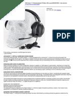 RAZER Kraken 7 1 V2 Gaming Kopfhörer Headset PC
