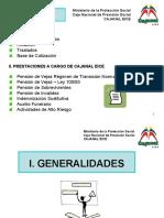 CAPACITACION LEY 100 PENSION, SALUD Y RIESGOS