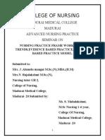 1 -trends in nursing2
