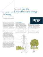 Grant Thornton - Financial Reform; How the Dodd-Frank Act Affects the Energy Industry