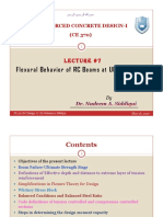 CE 370-Lecture-7(Flexural Behavior of RC beams -Ultimate Stage) [Read-Only].pdf