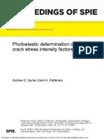Photoelasticity