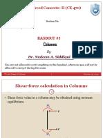 Handout-1(Columns)