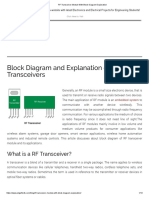 RF Transceiver Module With Block Diagram Explanation.pdf