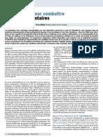 Des biocides pour combattre les virus alimentaires