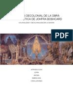 ANALISIS DE LA GRAN OBRA GNOSTICA DE JOFRA BOSHCARD POR SL