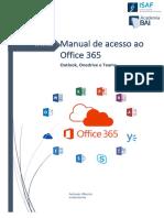 manual para aceder office 365