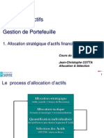 Cours Chap.1 Allocation Strategique d27actifs Financiers