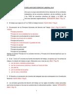 Derecho Laboral Preguntero Unificado 2019-2
