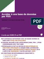 Z-Acces-BDD-PDO