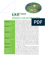 Chapter-16 (ORGANISMS AND THE ENVIRONMENT)
